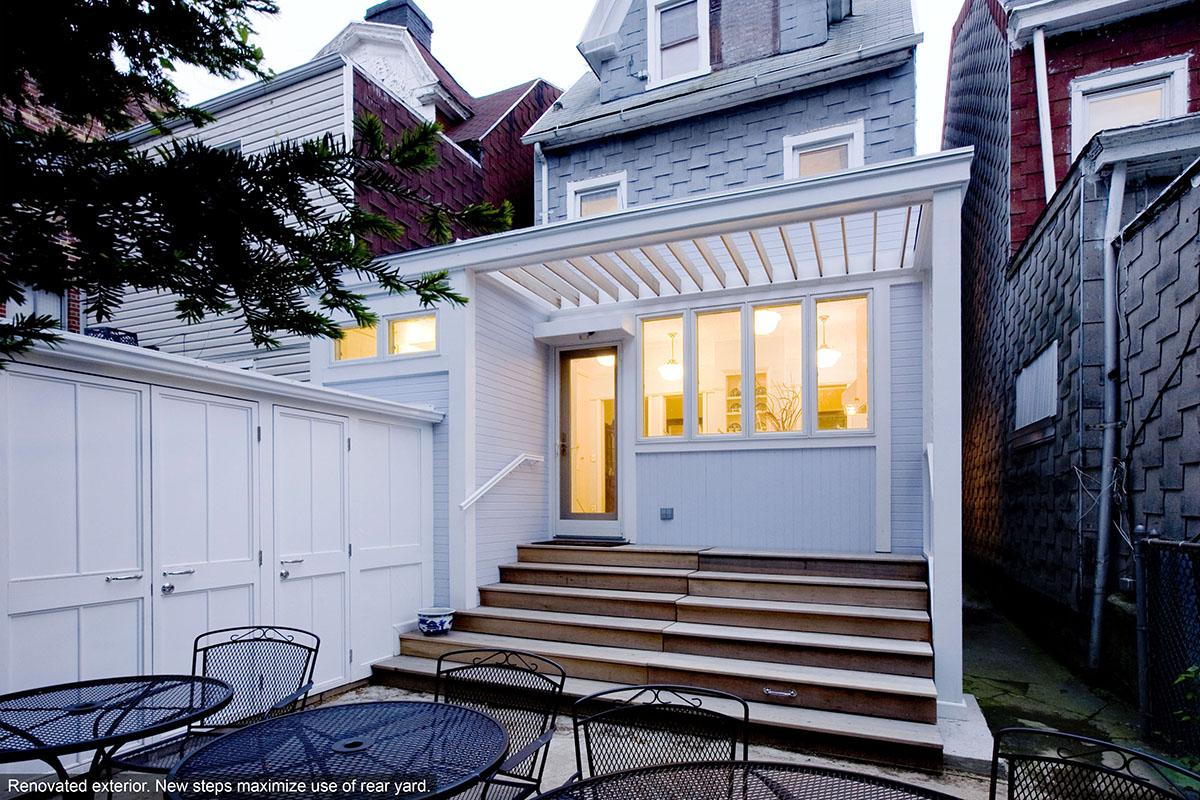 brooklyn backyard remodel