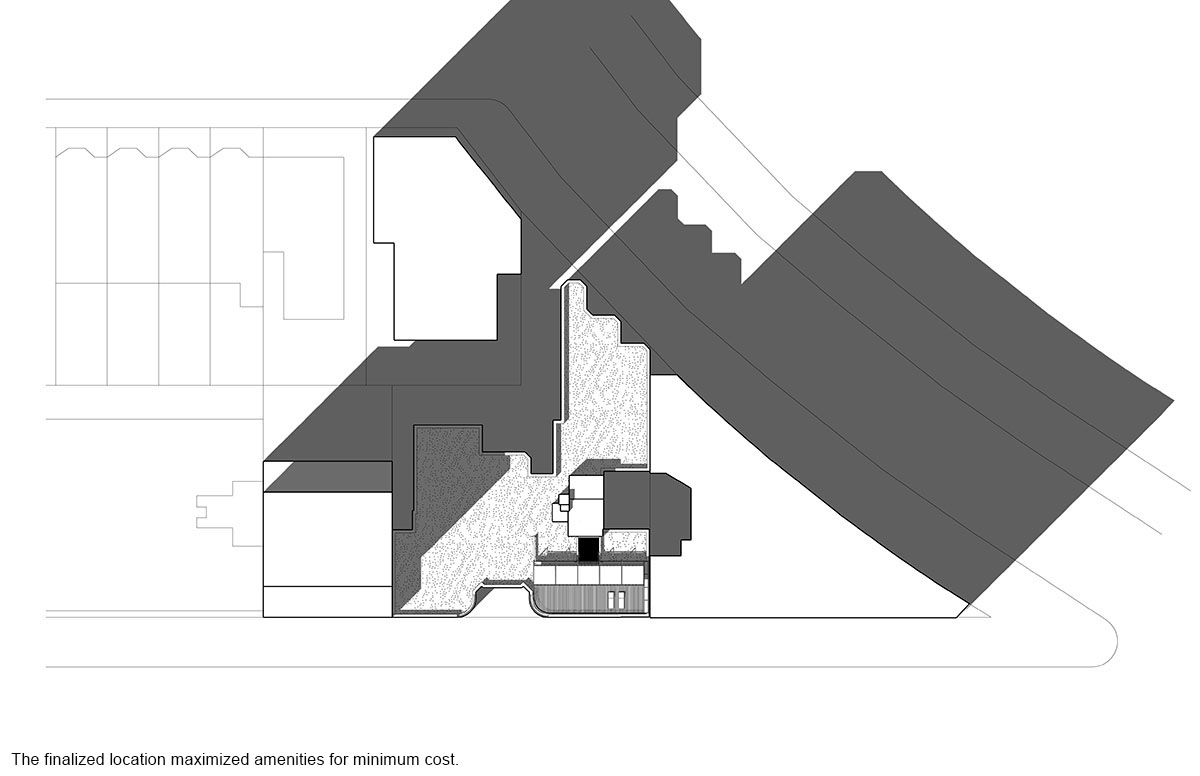 Brooklyn roof deck plan.